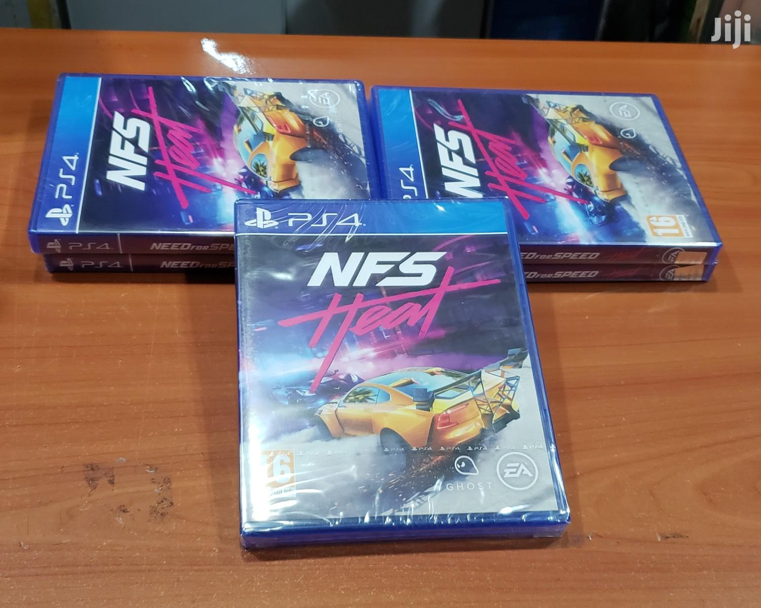 Ps4 Need for Speed Heat | Video Games for sale in Nairobi Central, Nairobi, Kenya