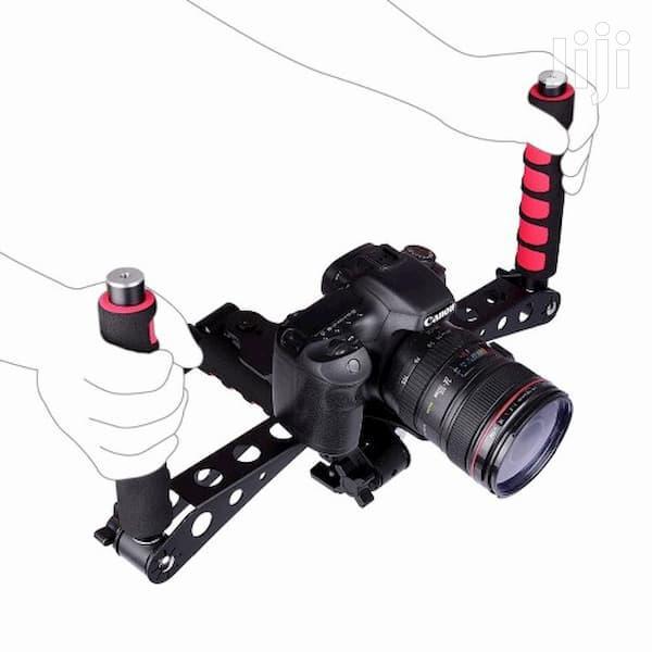 YELANGU Foldable Camera Shoulder Mount Rig D6 For Dslrs