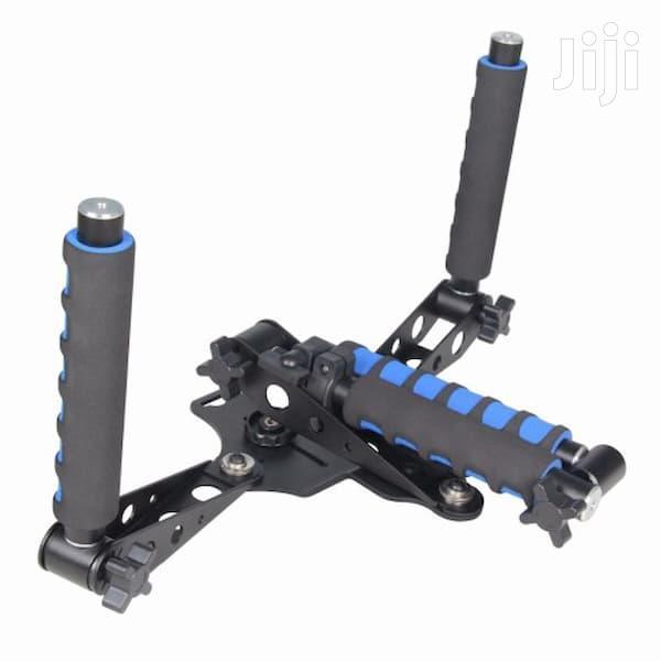 YELANGU Foldable Camera Shoulder Mount Rig D6 For Dslrs | Accessories & Supplies for Electronics for sale in Nairobi Central, Nairobi, Kenya