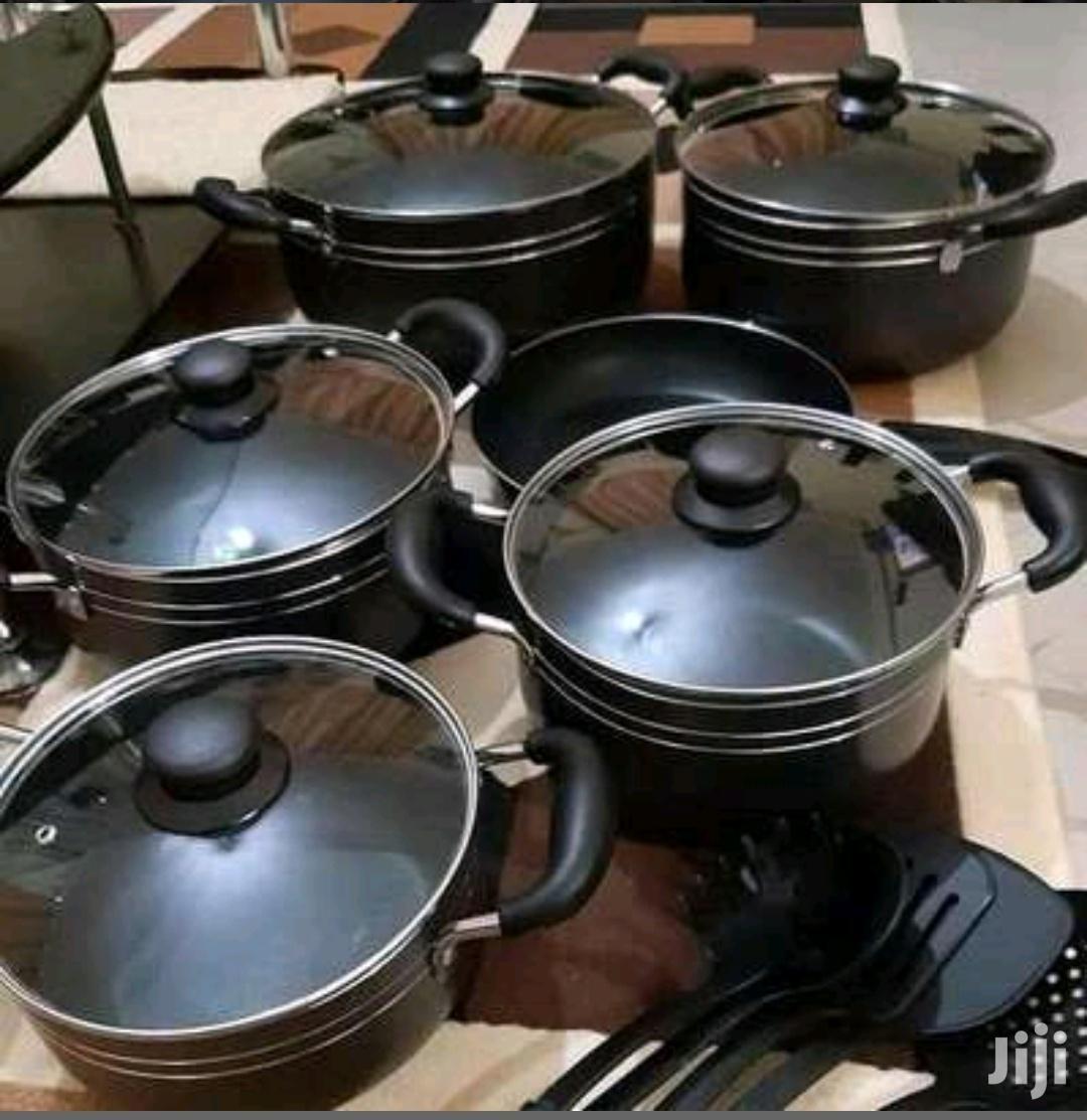 11 Pieces Nonstick Cooking Pan
