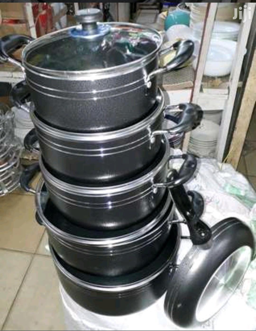 11 Pieces Nonstick Cooking Pan | Kitchen & Dining for sale in Nairobi Central, Nairobi, Kenya