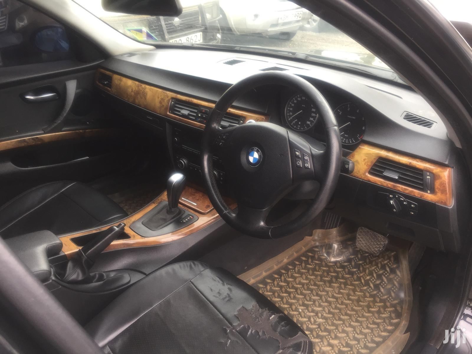 BMW 320i 2009 Black | Cars for sale in Nairobi West, Nairobi, Kenya