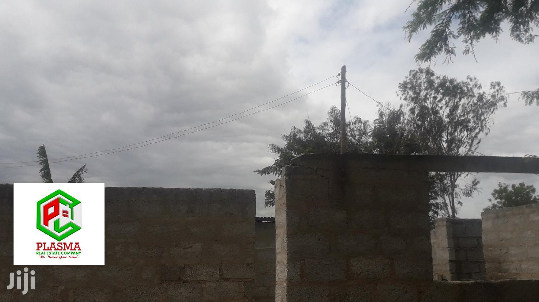 Quick Sale!!Mariakani 3 Bedroom Unfinished House at 800K. | Land & Plots For Sale for sale in Mariakani, Kilifi, Kenya