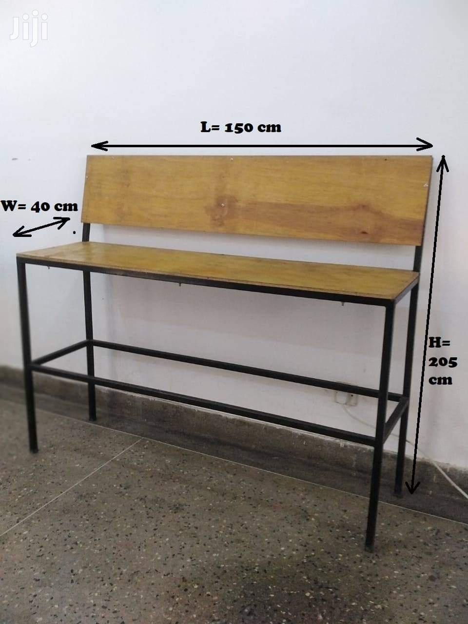 Archive: Bar Table and Bar Bench