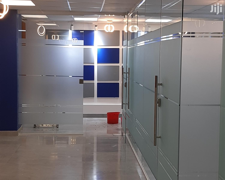 Customized Frameless Glass Swing Door | Doors for sale in Nairobi West, Nairobi, Kenya
