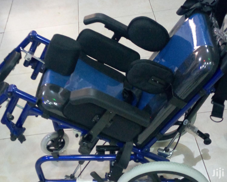 Reclining CP Wheelchair