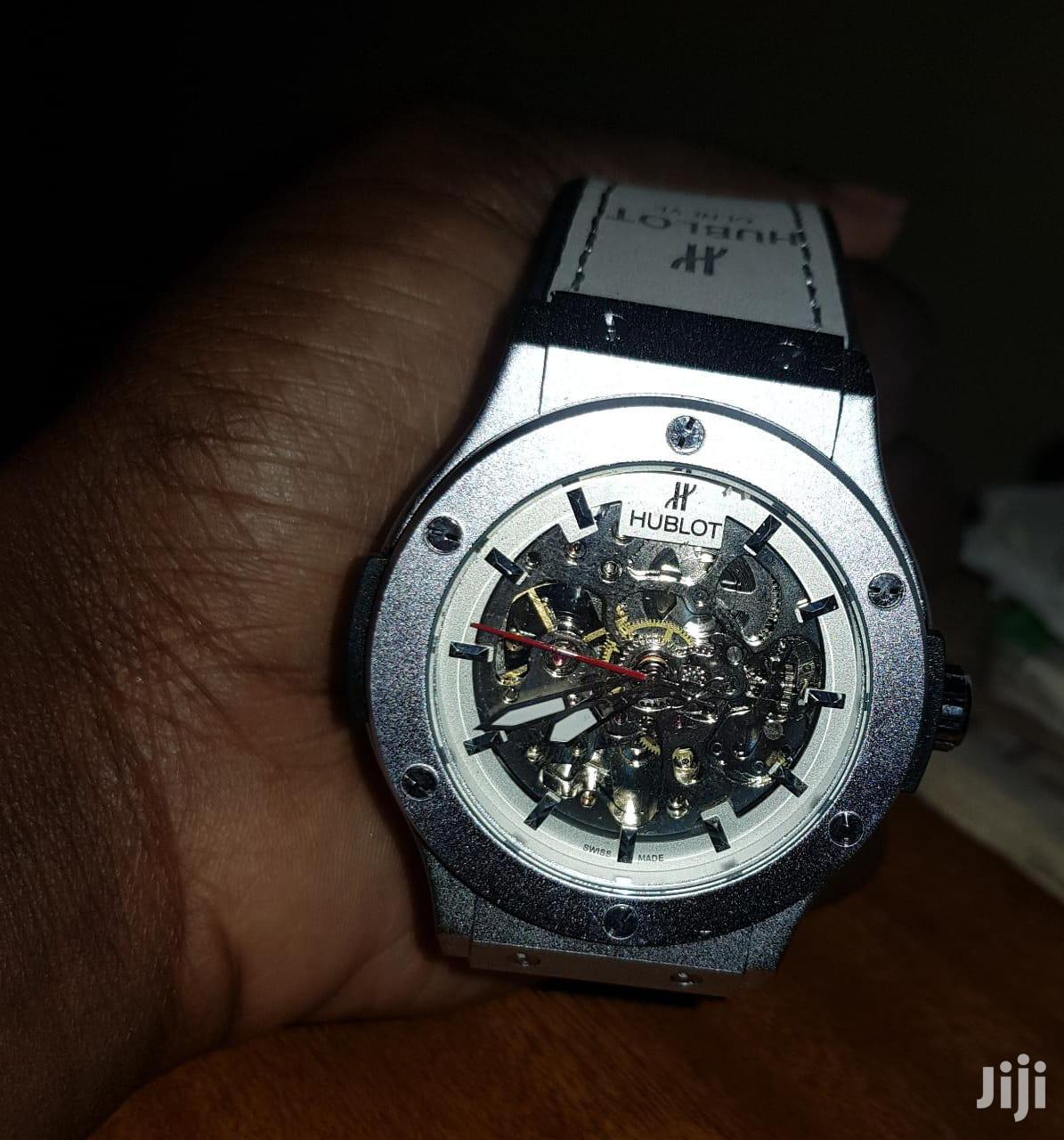 Hublot Grey And Silver Elegance | Watches for sale in Nairobi Central, Nairobi, Kenya