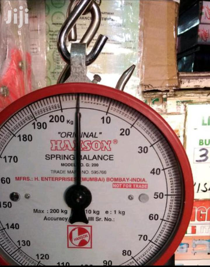Hanson Analogue Weighing Scale