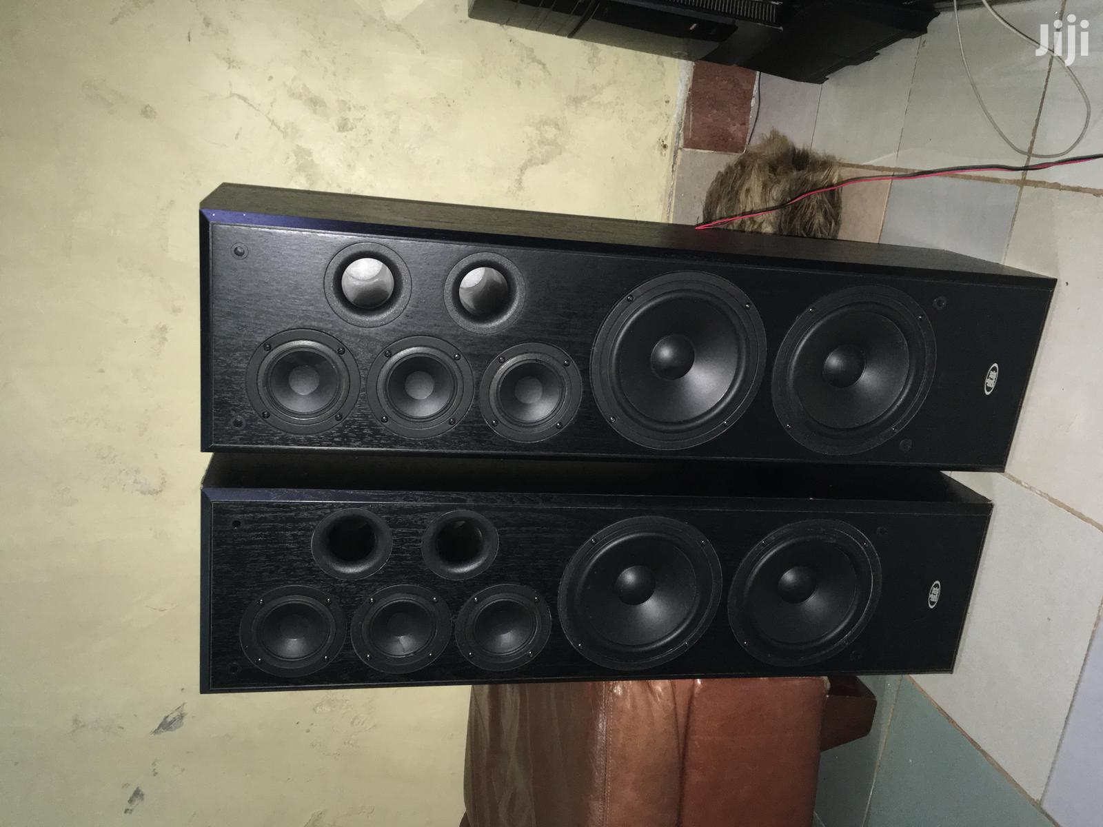 Archive: Tower Speakers