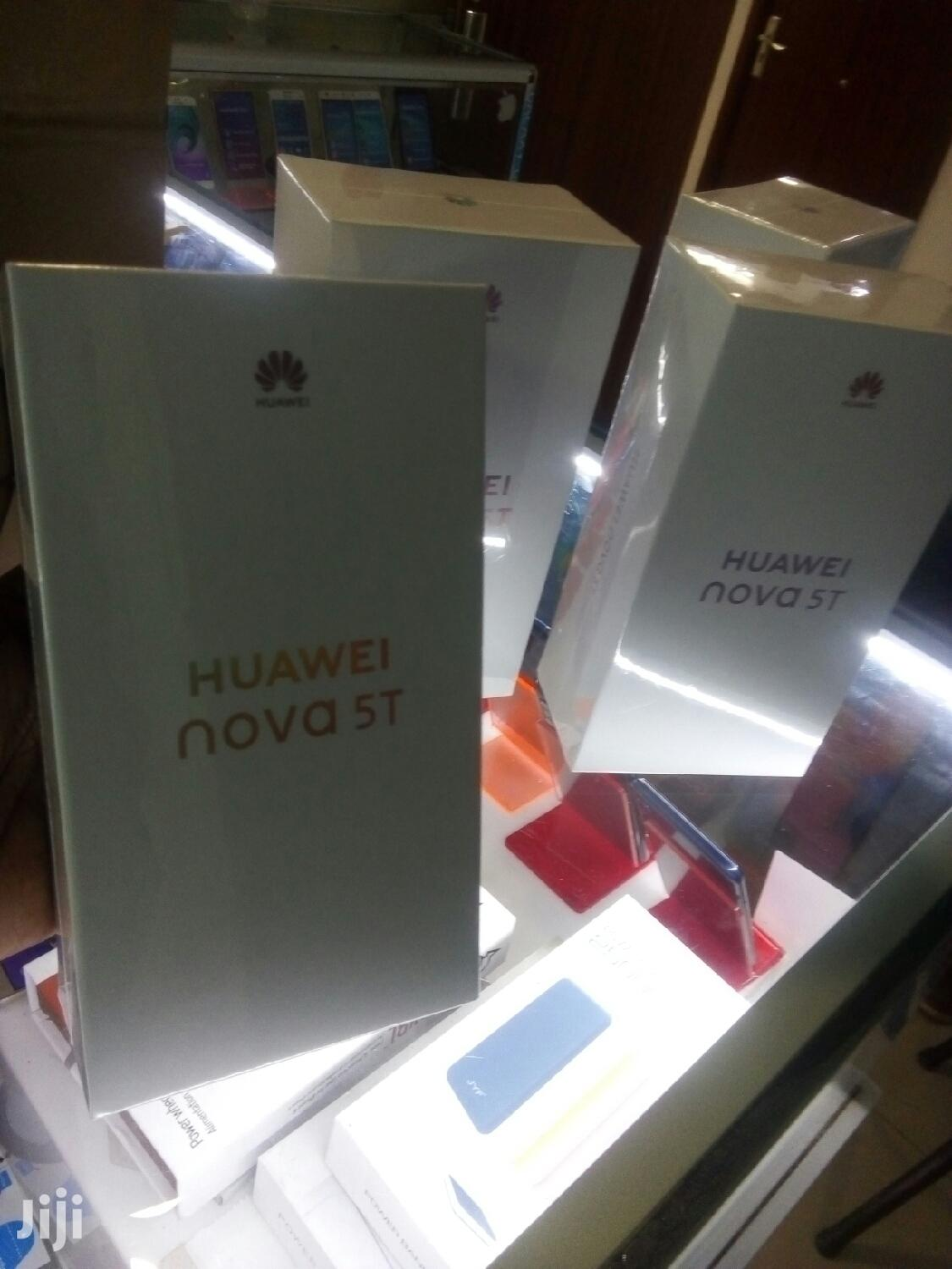 New Huawei Nova 5 128 GB Blue | Mobile Phones for sale in Nairobi Central, Nairobi, Kenya