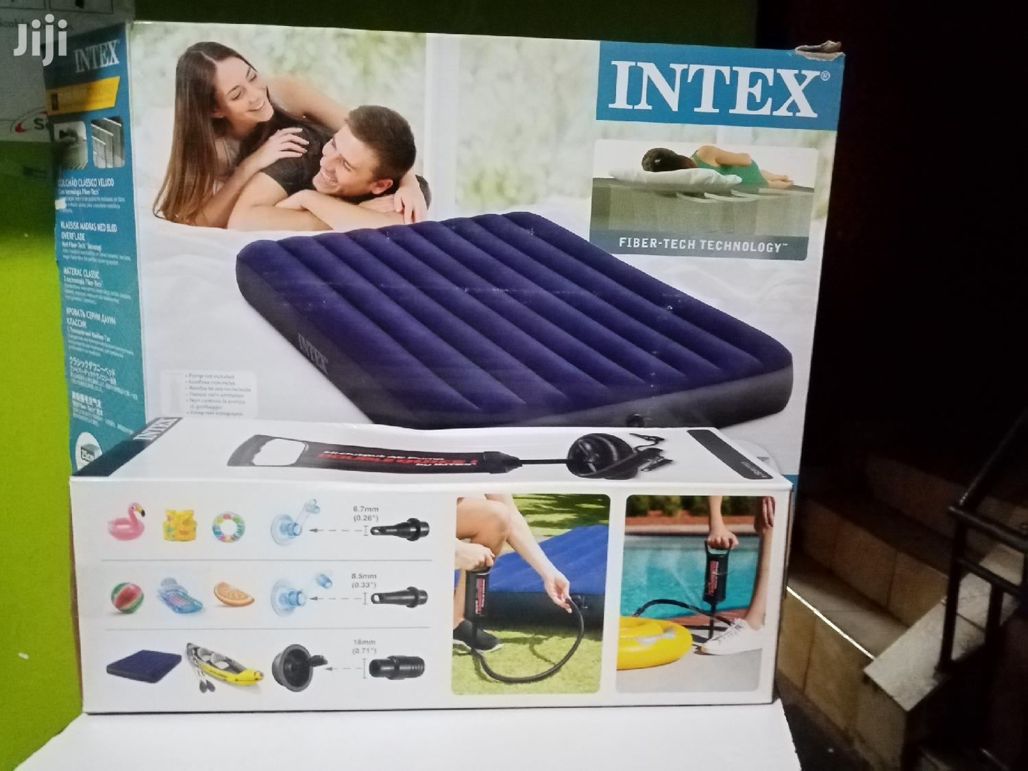 Inflatable Mattress 5 By 6