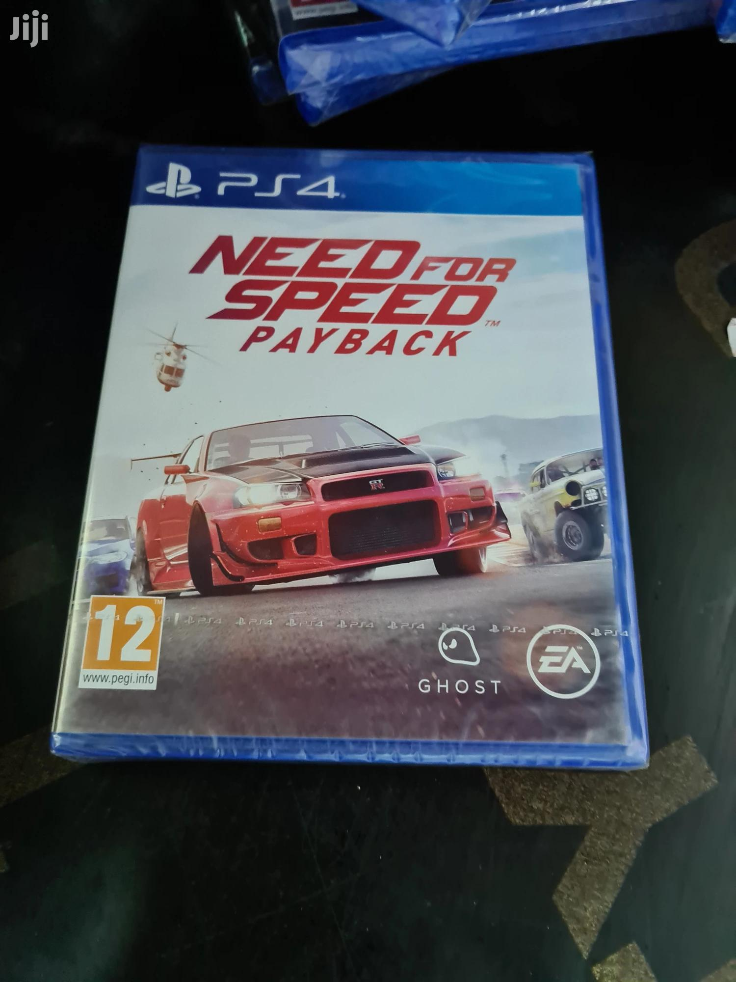 Payback Ps4 Nfs