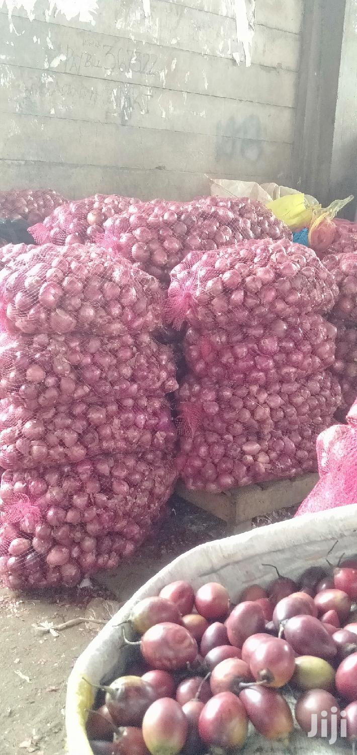 Archive: Fresh Red Onion From The Farm Best Quality 25kgs