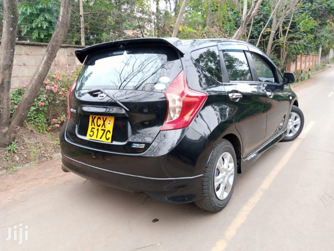 Archive: Nissan Note 2012 1.4 Black