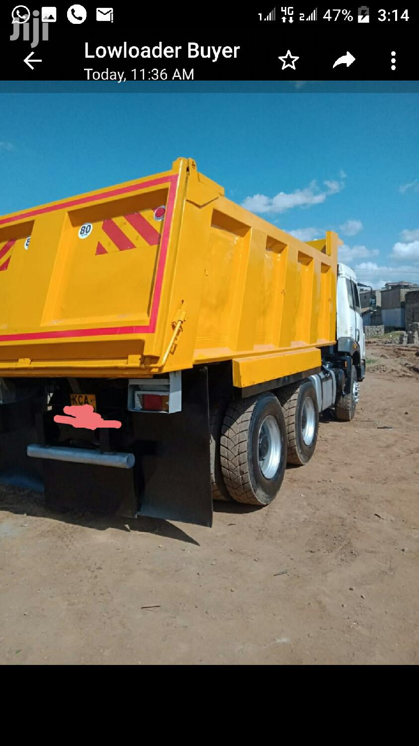 FAW Tipper | Trucks & Trailers for sale in Nairobi Central, Nairobi, Kenya