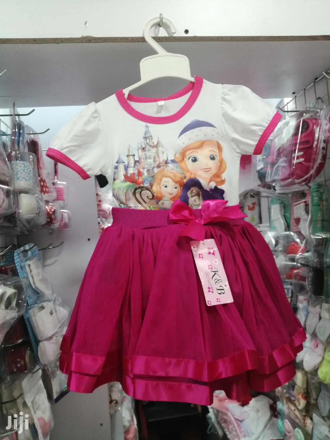 Archive: Tutu Skirt And Top