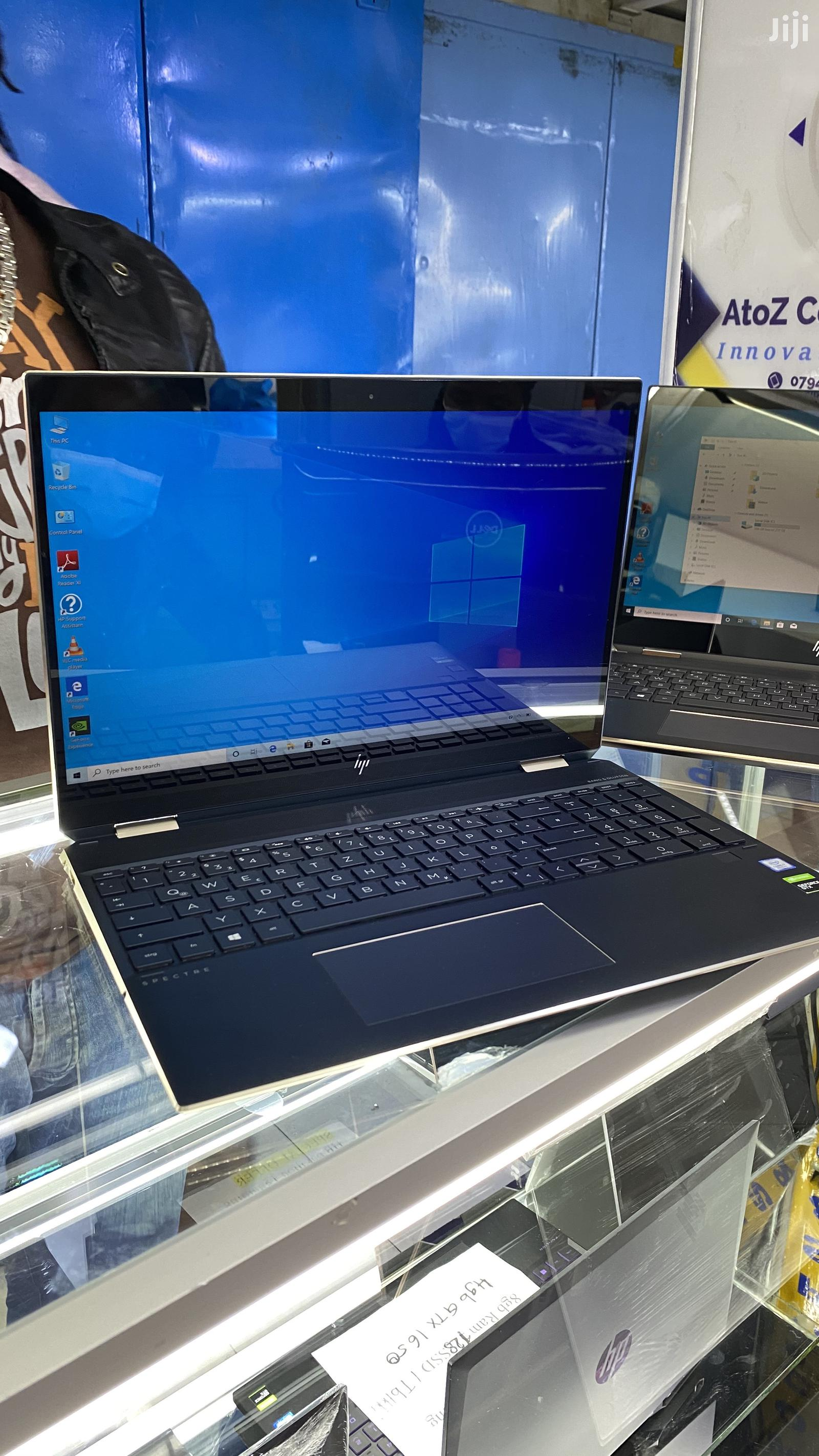 New Laptop HP Spectre X360 15 16GB Intel Core i7 SSD 256GB | Laptops & Computers for sale in Nairobi Central, Nairobi, Kenya