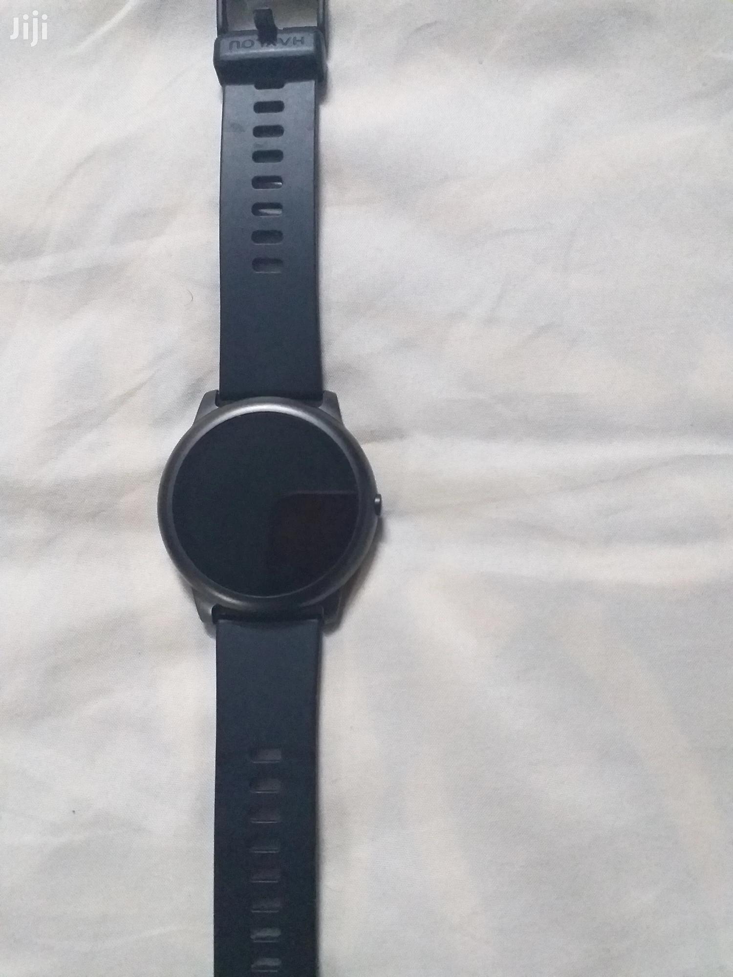 Archive: Haylou Solar Smartwatch