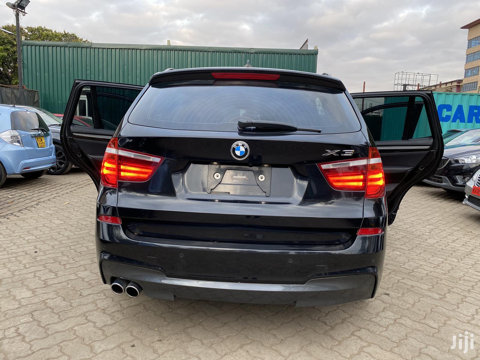 BMW X3 2011 Black | Cars for sale in Kilimani, Nairobi, Kenya