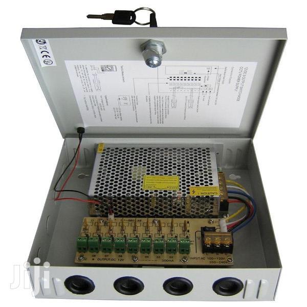 CCTV Power Supply Unit 12V 30 Amps