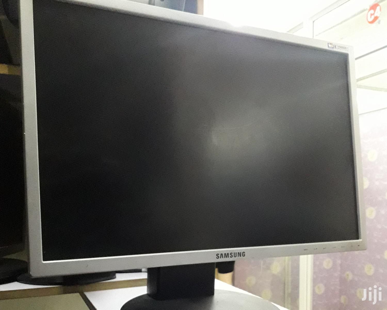 Tft 22 Inches Sumsung At 3500   Computer Monitors for sale in Nairobi Central, Nairobi, Kenya