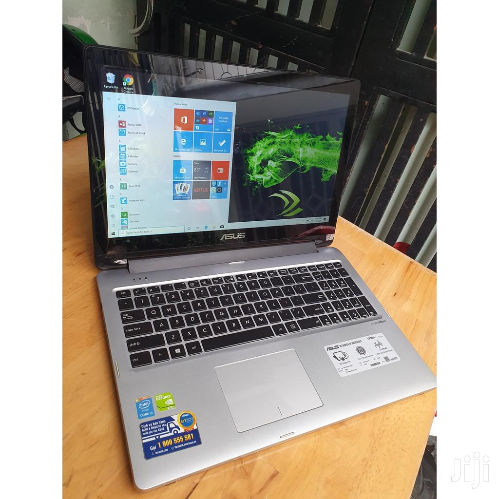 Laptop Asus 8GB Intel Core i7 SSHD (Hybrid) 1T