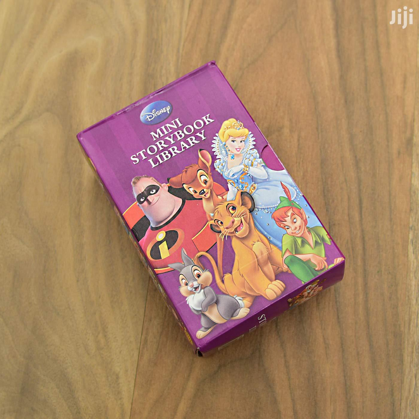 Kids Disney Set Of 12 Mini Storybook Library-assorted Titles | Books & Games for sale in Nairobi Central, Nairobi, Kenya