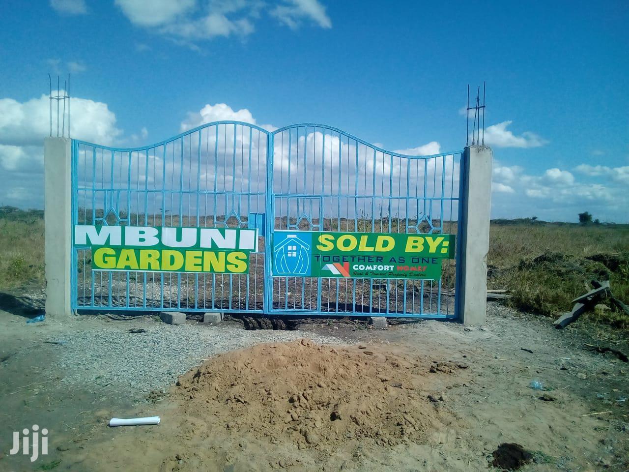 Archive: Kitengela Mbuni Gardens Offer