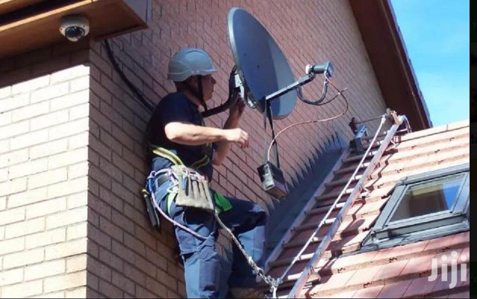 Archive: Dstv And DSTV Installation Services