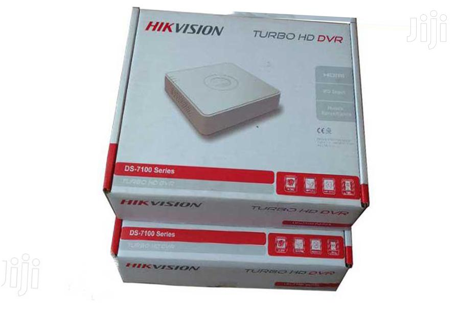 Hikvision Turbo HD 4 Channel DVR Machine