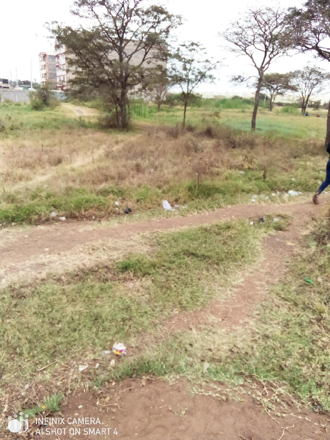 1/2 Acre To Lease In Juja Touching Thika Road