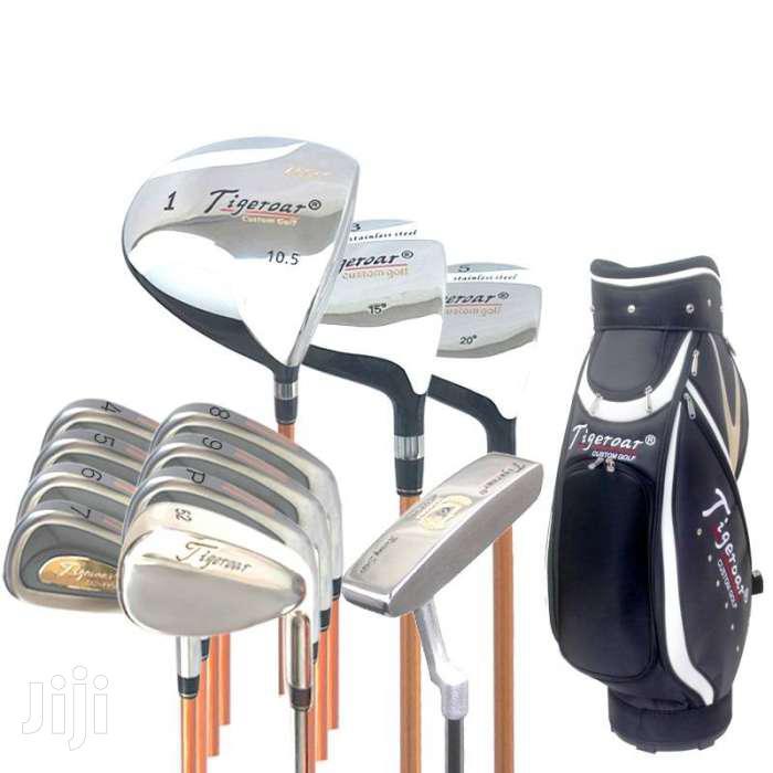 Tigeroar Genuine Men's Golf Club Set