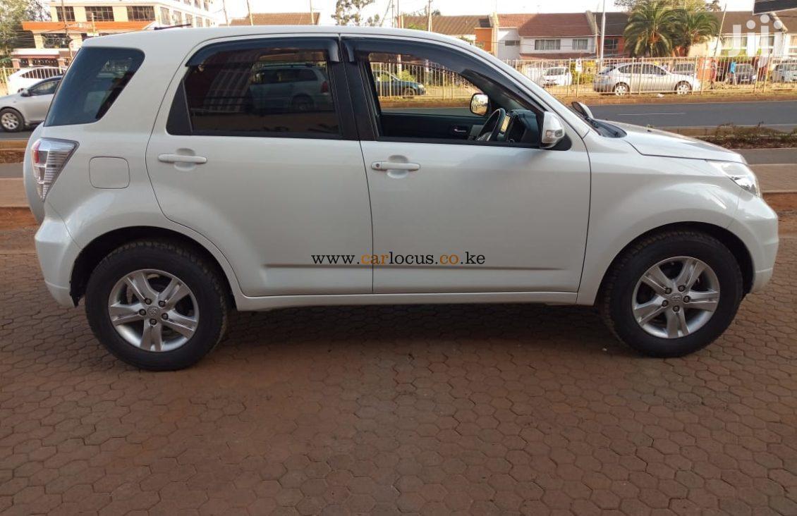 Toyota Rush 2013 White   Cars for sale in Kilimani, Nairobi, Kenya