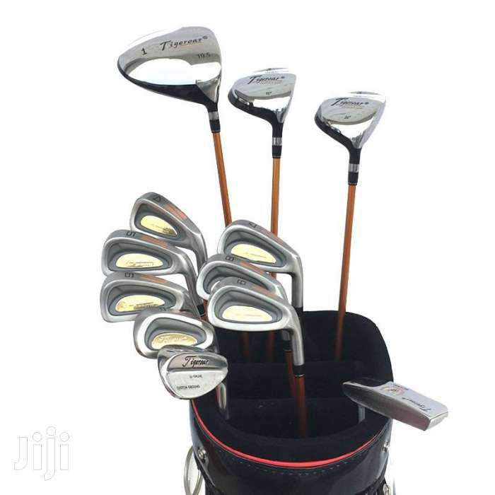 Tigeroar Genuine Men's Golf Club Set | Sports Equipment for sale in Nairobi Central, Nairobi, Kenya