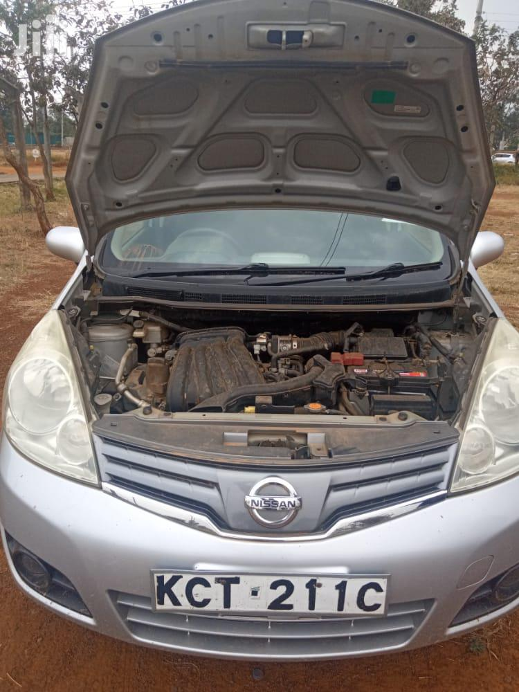 Archive: Nissan Note 2012 1.4 Gray