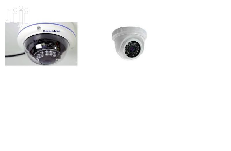 Archive: Dome CCTV Camera