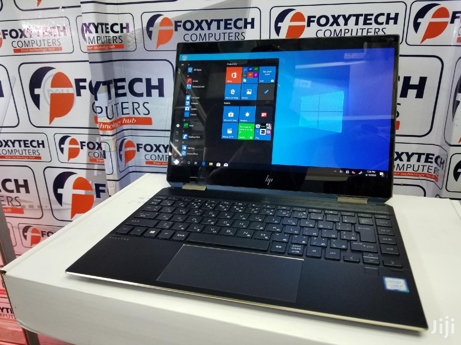 Laptop HP Spectre X360 13 16GB Intel Core I7 SSD 512GB | Laptops & Computers for sale in Nairobi Central, Nairobi, Kenya