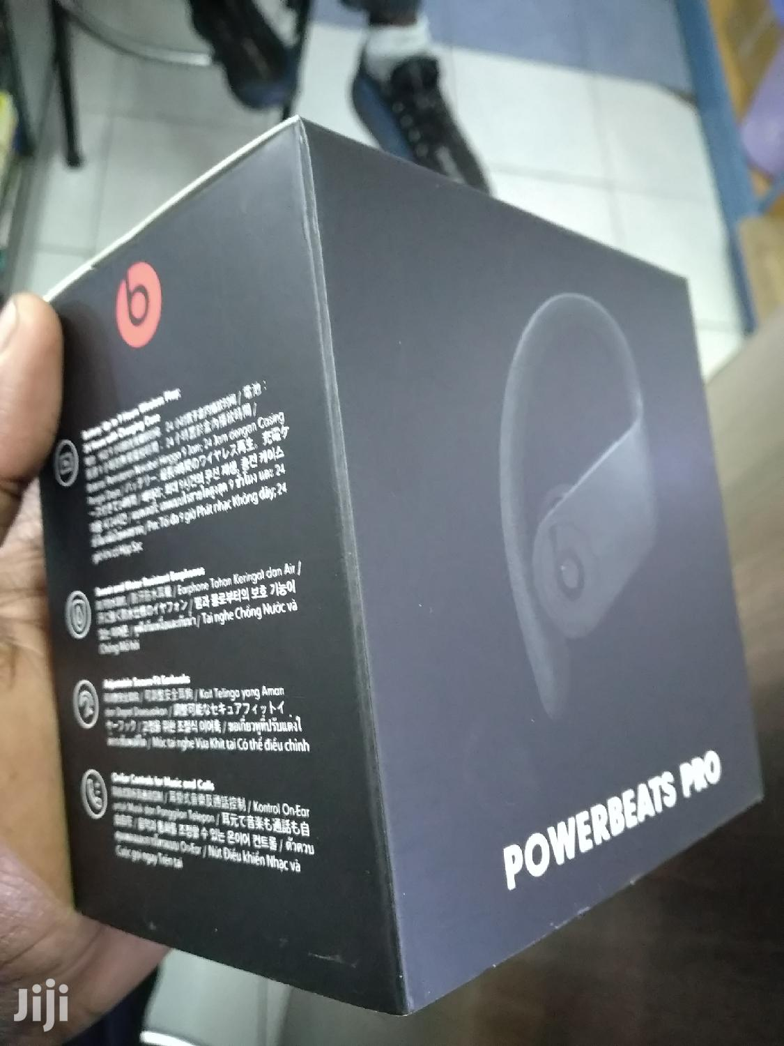 Powerbeats Pro Brand New And Sealed In A Shop | Headphones for sale in Nairobi Central, Nairobi, Kenya