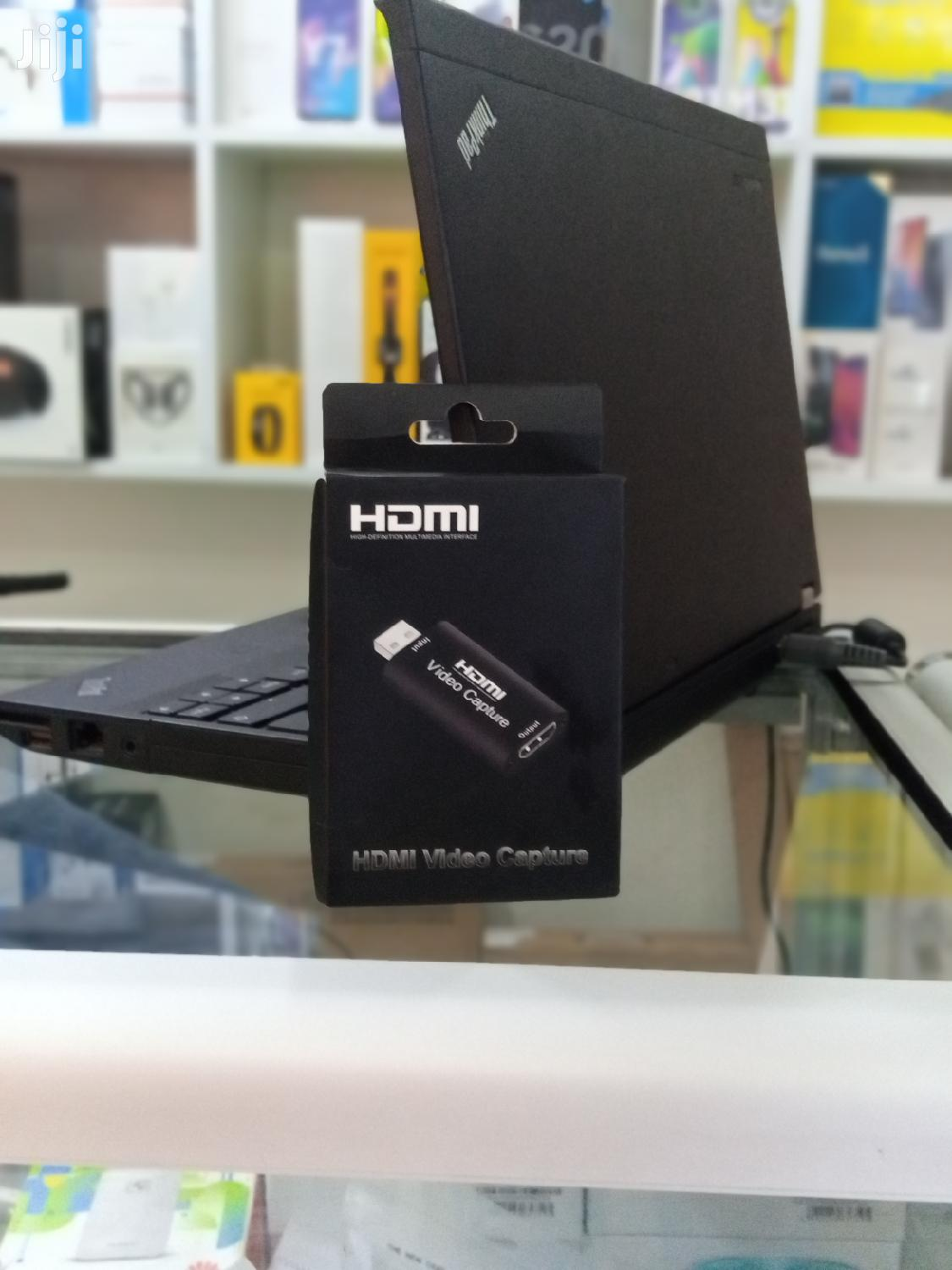 HDMI Video Capture Brand New And Sealed In A Shop.