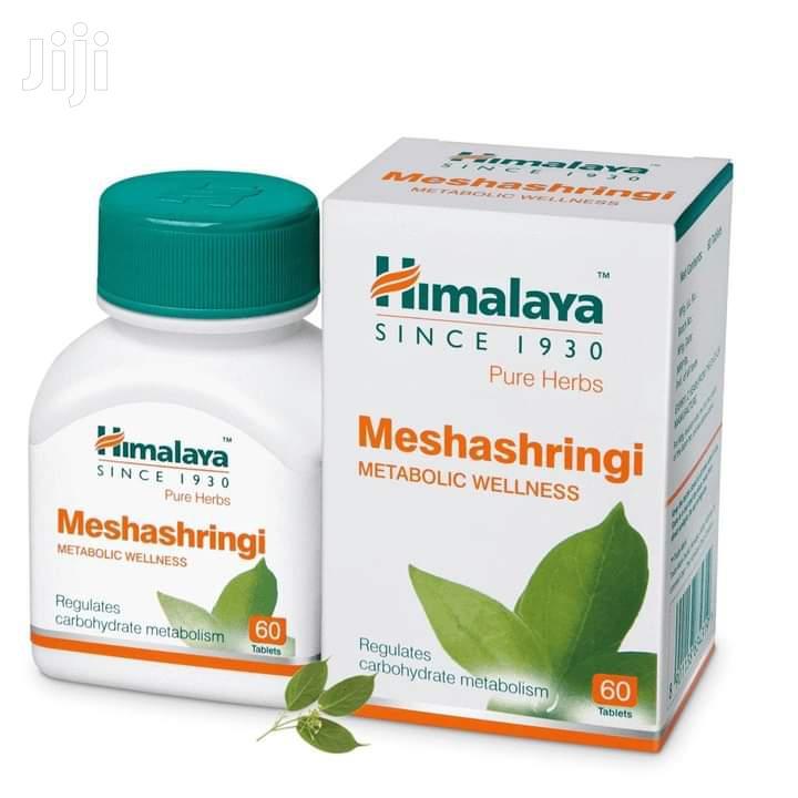 "Himalaya Herb Meshashringi:""Natural Cure for Diabetes."""