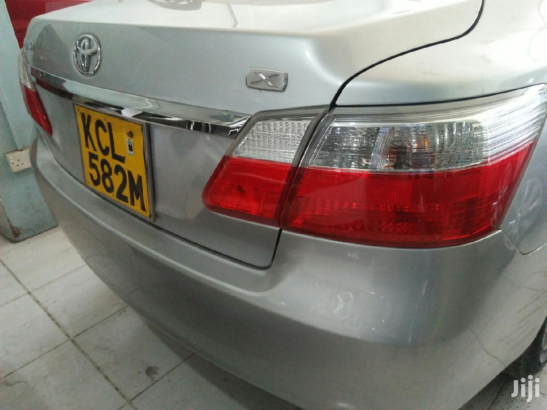 Toyota Premio 2010 Silver | Cars for sale in Tudor, Mombasa, Kenya
