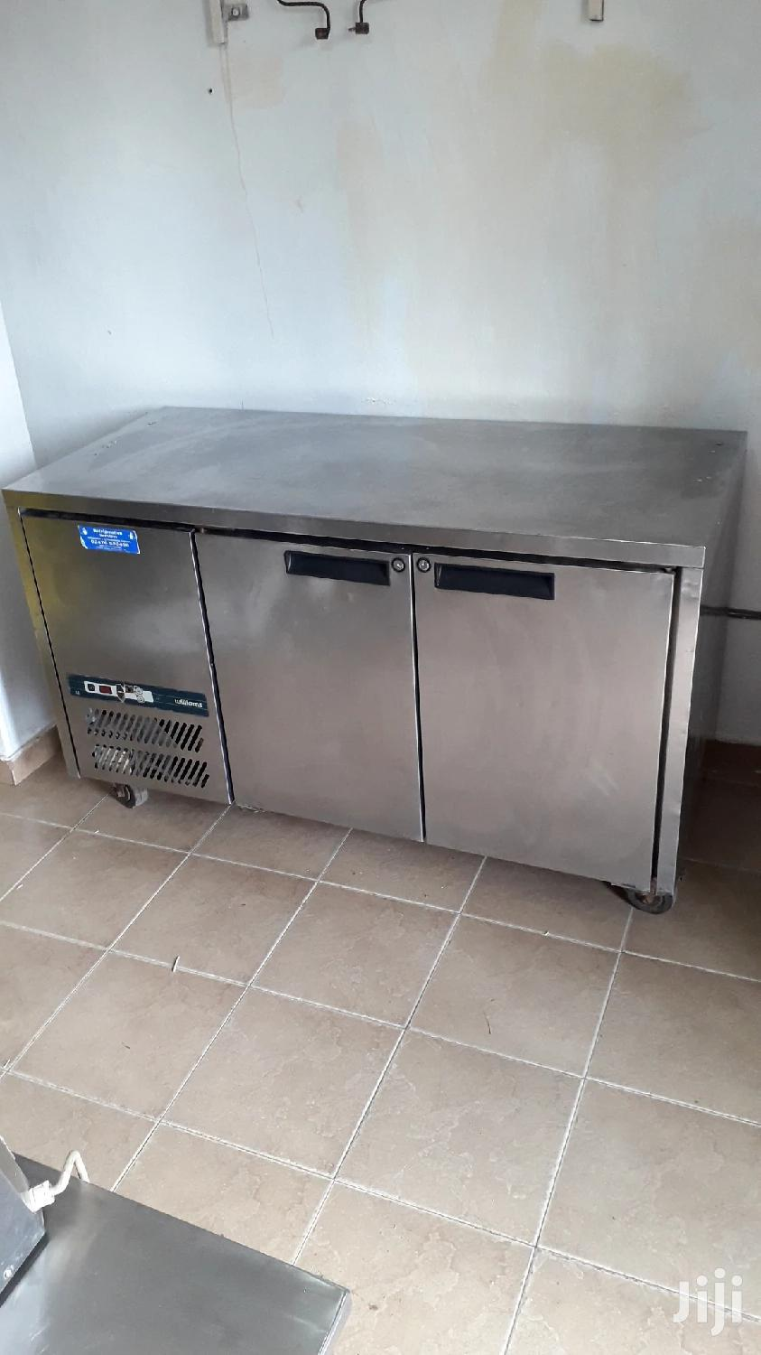 Archive: Commercial Stainless Steel Commercial Kitchen Fridge