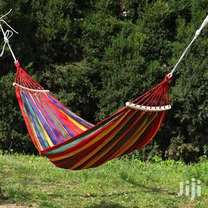 Hammock,Comes With Fastening Rope And Two Hooks | Camping Gear for sale in Nairobi, Nairobi Central