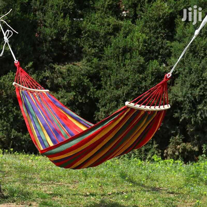 Hammock,Comes With Fastening Rope And Two Hooks