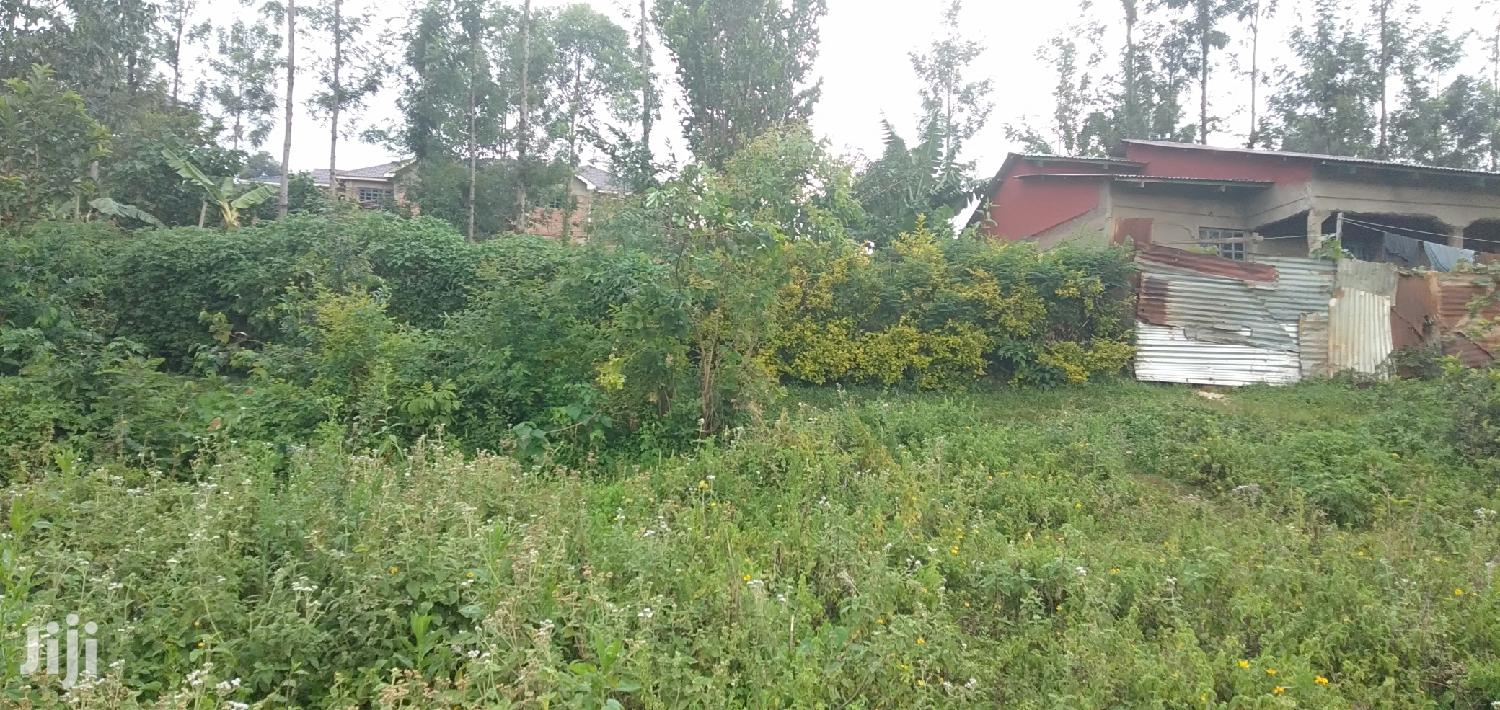 Archive: Land for Sale at Kisii Nyamataro: Satelite 50 by 100