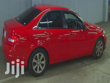 Mercedes-Benz C200 2013 Red | Cars for sale in Parklands/Highridge, Nairobi, Kenya