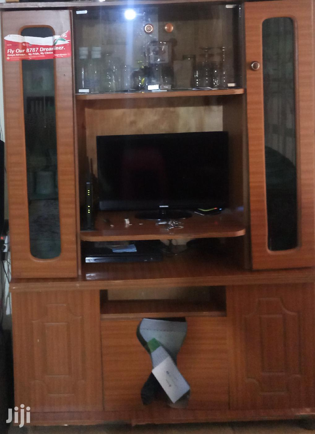 Wall Unit For Sale | Furniture for sale in Umoja I, Nairobi, Kenya
