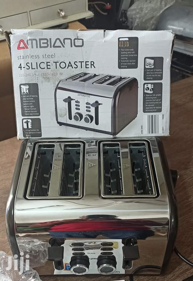 Archive: 4 Slice Toaster