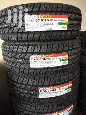 215/65R16 Maxxis Tyres At771   Vehicle Parts & Accessories for sale in Nairobi, Kilimani