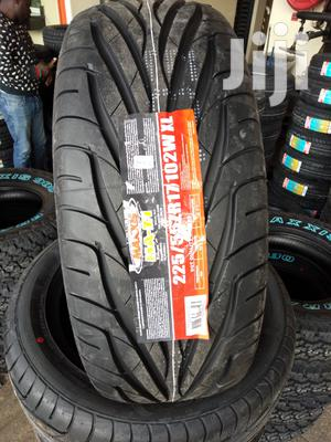 225/55R17 Maxxis Tyre Maz1   Vehicle Parts & Accessories for sale in Nairobi, Kilimani
